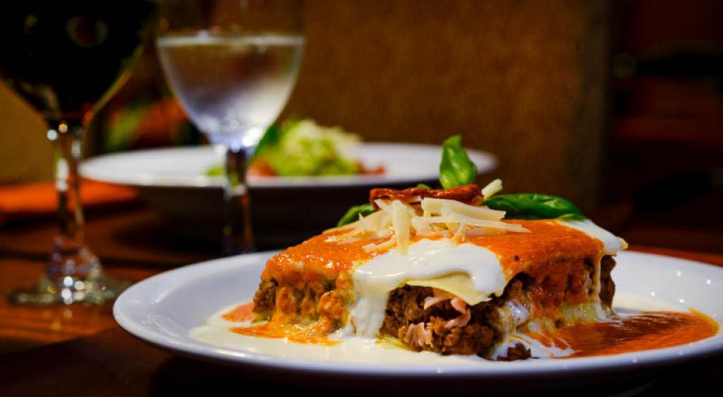10 restaurantes italianos para comer pastas en c rdoba for Restaurantes de comida italiana