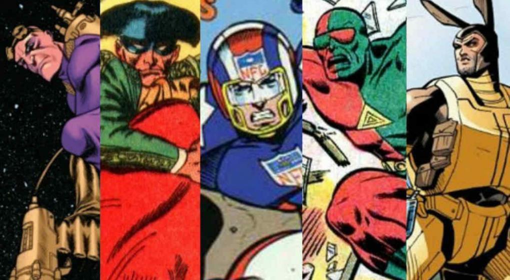 Personajes De Marvel: La Liga De Los Fracasados: 10 Personajes De Marvel Que