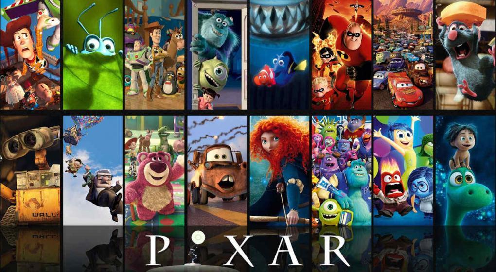 peliculas pixar